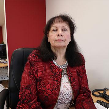 Carol Golding - Senior Negotiator